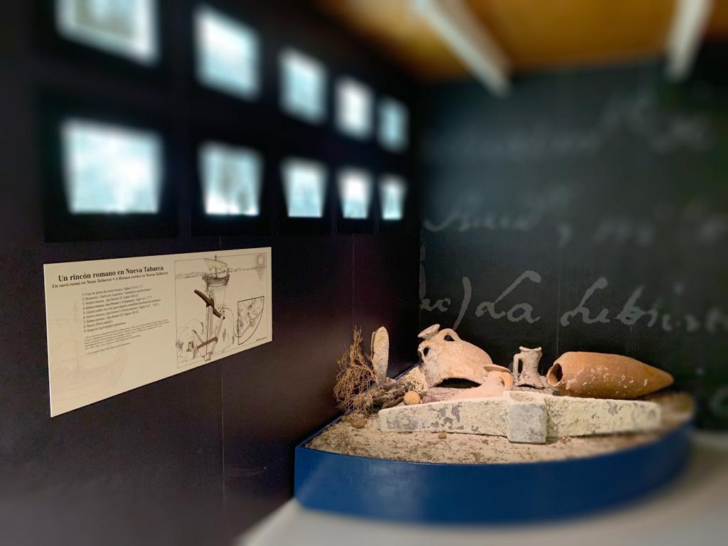 Panel para Museo de Nueva Tabarca