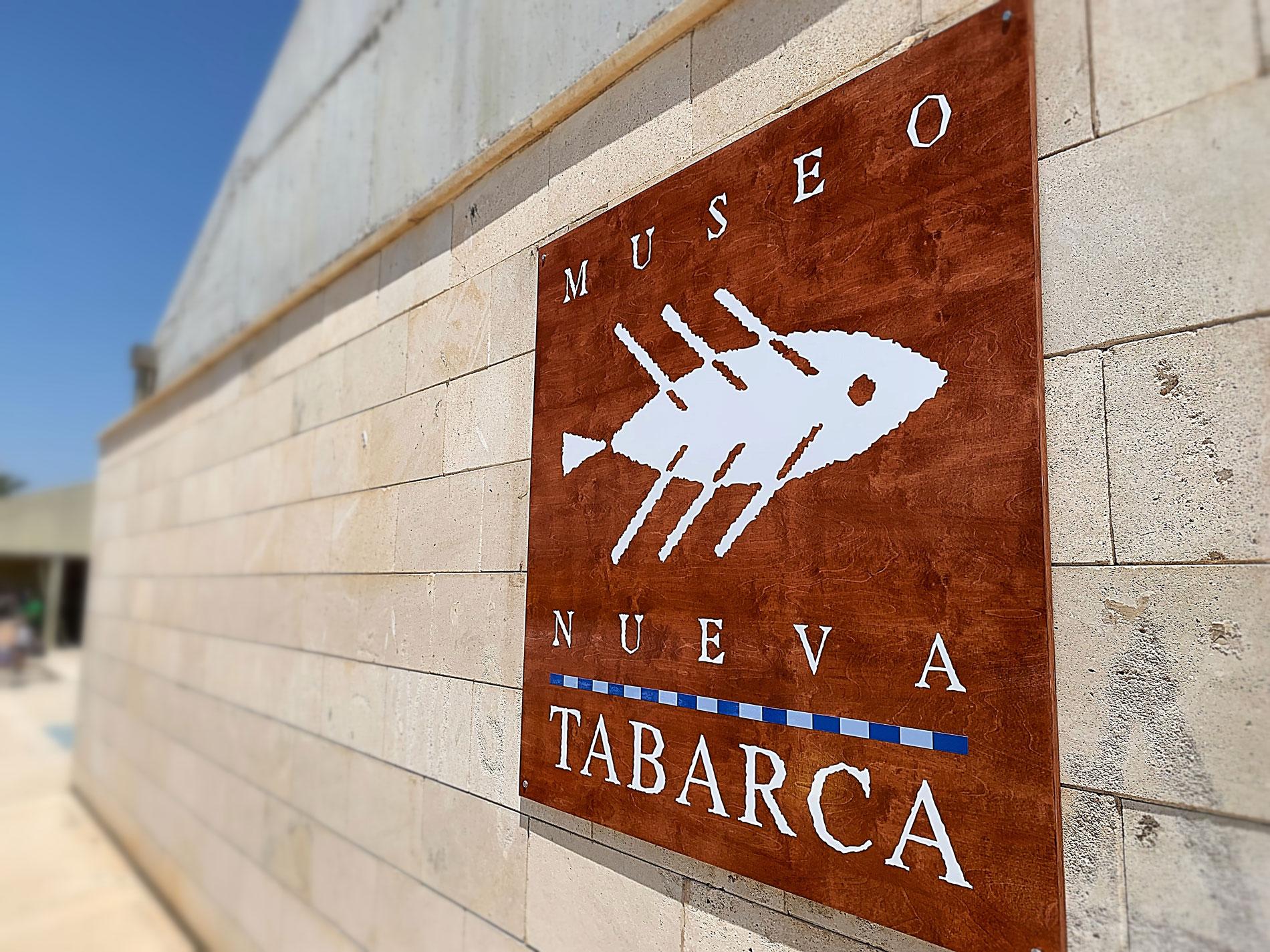 Rotulos en Museo de Nueva Tabarca - Alicante