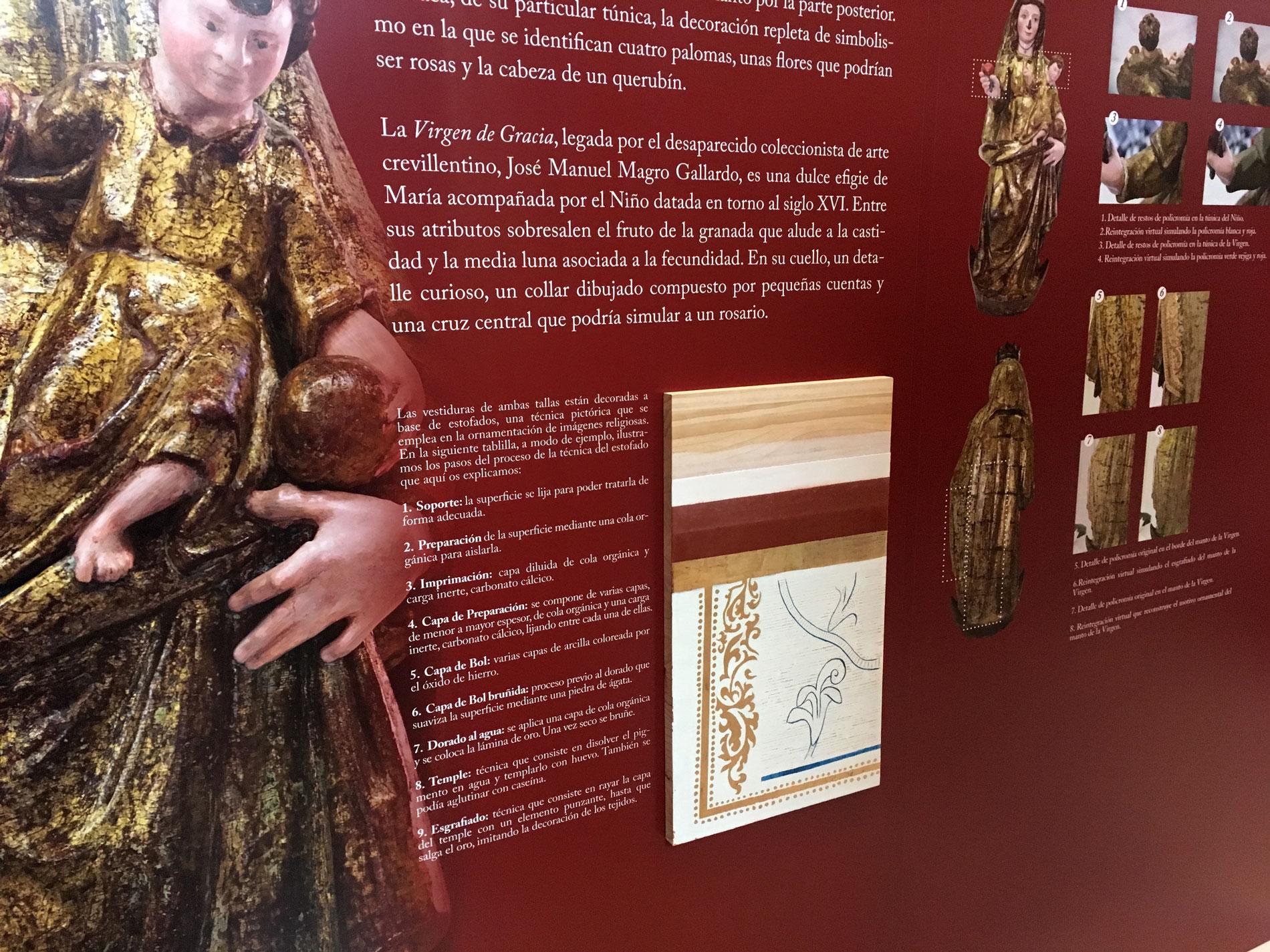 Exposición de Escultura Religiosa en Crevillent