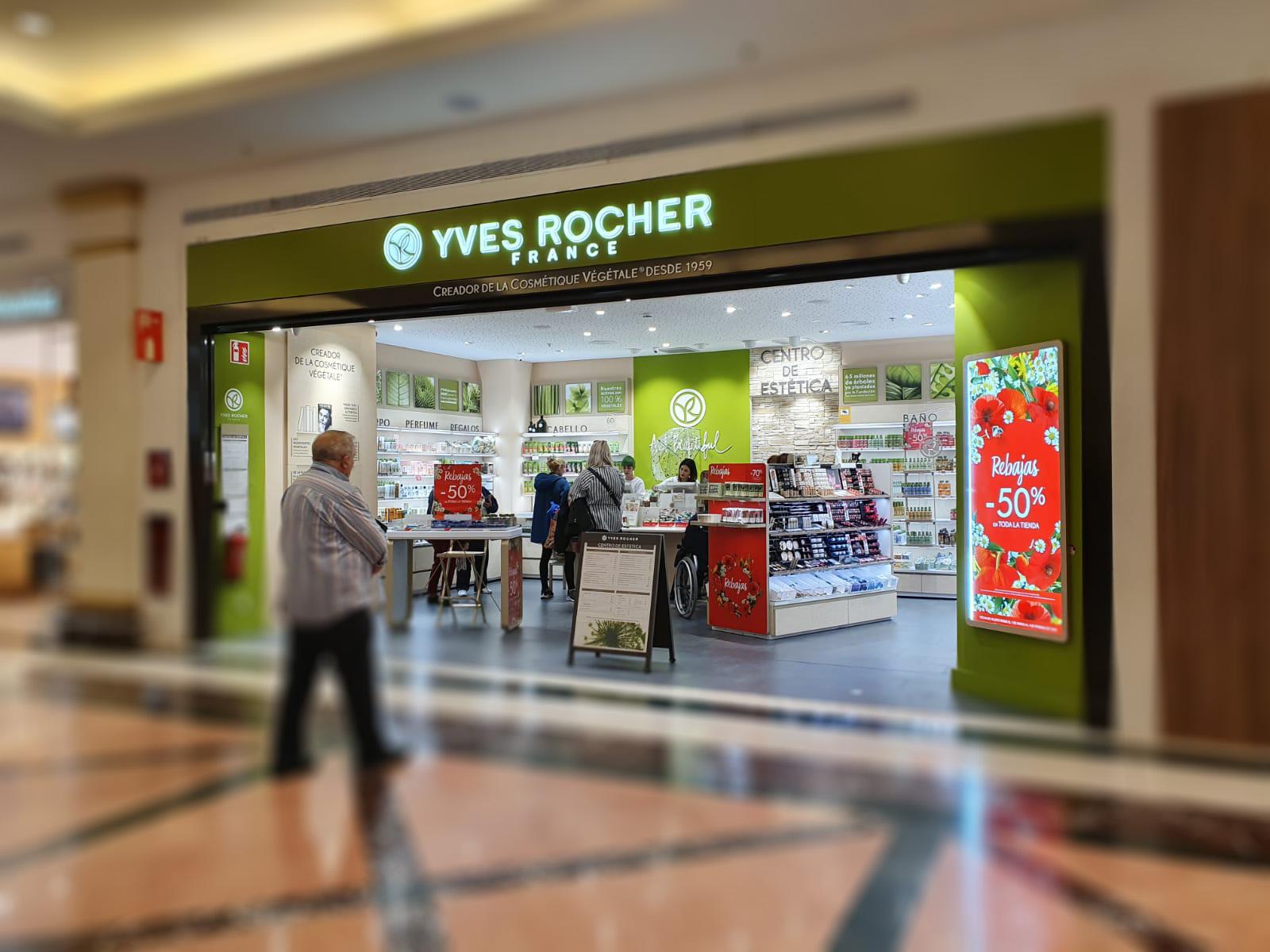 Centro Comercial Yves Rocher