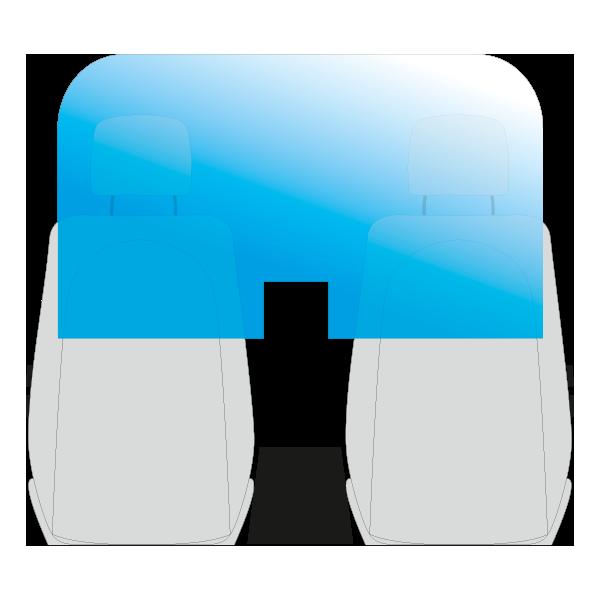 Mampara de protección taxi