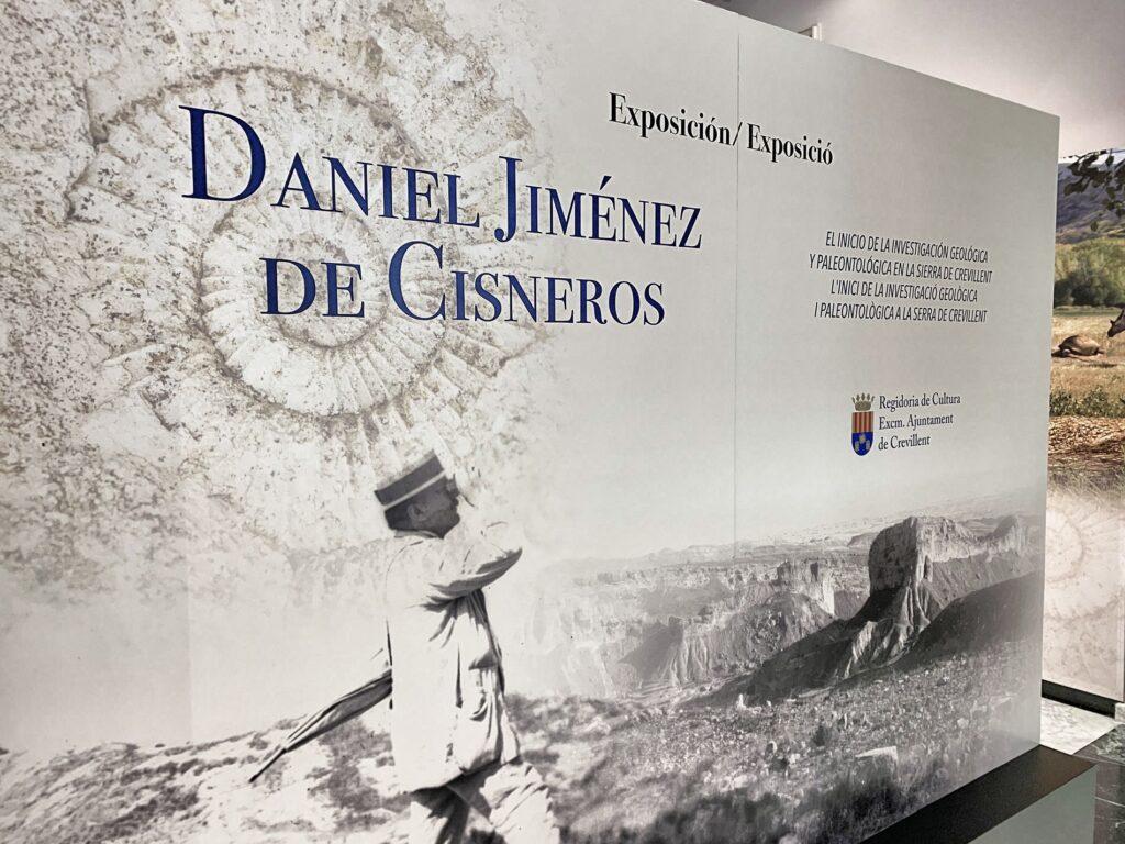 Panel Exposición Jiménez de Cisneros